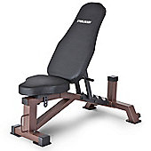 SteelBody STB-10105 Deluxe Adjustable Weight Bench
