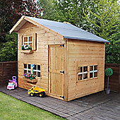 Mercia 8x6 Bramble Double Storey Playhouse