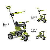 Smart Trike Carnival 3-in-1 Trike - Green