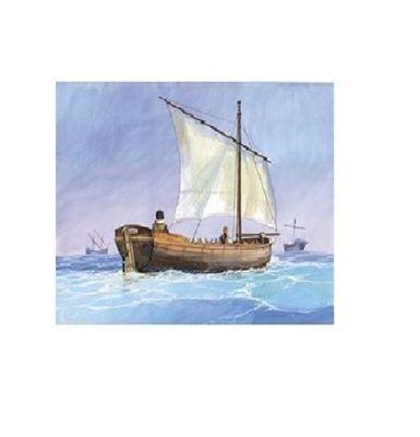 Zvezda - Medieval Life Boat - Scale 1/72 9033