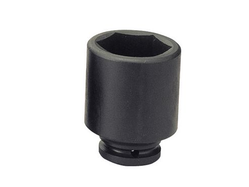 Teng Tools Deep Impact Socket Hexagon 6 Point 1/2in Drive 27mm