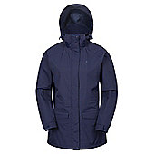 Mountain Warehouse Glacier Extreme Womens Long Waterproof Jacket ( Size: 22 )