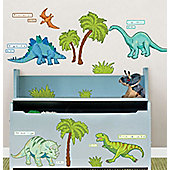 Dinosaur Decor Stickers