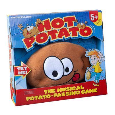 Hot Potato Musical Potato Passing Game