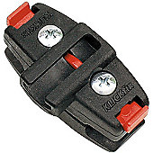 Rixen & Kaul Saddle Adapter. Allows Attachment Of KLICKfix Accesories To Saddle