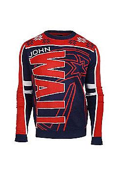 NBA Basketball Washington Wizards John Wall #2 Player Ugly Sweater - Multi