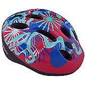 Agu Ocean Waves Kids Bike Helmet 52-56cm