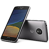 Motorola Moto 5 3GB RAM Dual SIM Version - Lunar Grey - Android - FullHD Screen