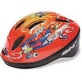 SH+ Lucky Childrens Helmet: Red Small.