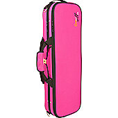 Tom and Will 3/4 Size Violin Gig Case - Pink