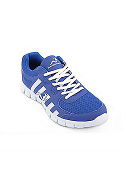 Woodworm Sports Ctg Mens Running Shoes / Trainers - Blue