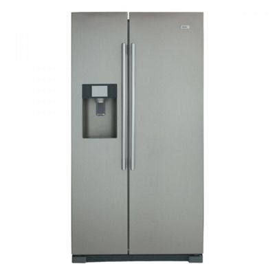 Haier American Fridge Freezer HRF628IF6 Silver