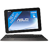 "Certified Refurbished ASUS T100HA Transformer Book 10.1"" 2 in 1 Tablet Intel Atom x5-Z8500 2GB 32GB Windows 10"