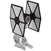 Hot Wheels Star Wars: Starship The Force Awakens First Order TIE Fighter