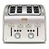 Tefal 4 Slice Maison Toaster - Sage Green