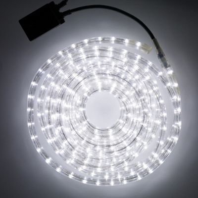 Buy 8m white led rope light from our all christmas range tesco 8m white led rope light mozeypictures Gallery