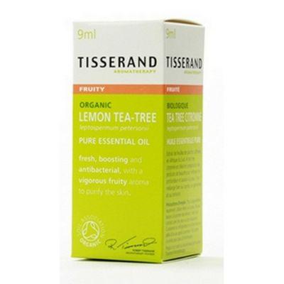 Tisserand Aromatherapy Lemon Tea-Tree 9ml Oil
