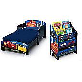 Delta Children Cars 3 Bedroom Set 5