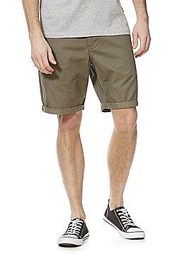 F&F Chino Shorts - Khaki