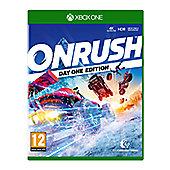 Onrush XB1
