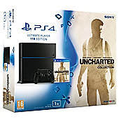 Uncharted Collection Hardbundle 1TB PS4 Console