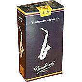 Vandoren 1 1/2 Alto Sax Reed (x10)