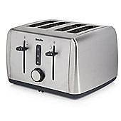 Breville Stainless Steel Toaster, Silver