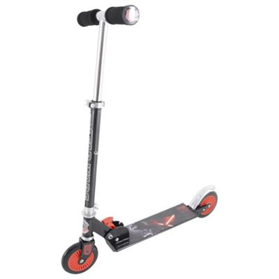 Star Wars The Force Awakens Folding In Line Scooter