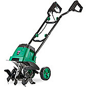 Andrew James Garden Tiller and Electric Cultivator - 1050 Watts