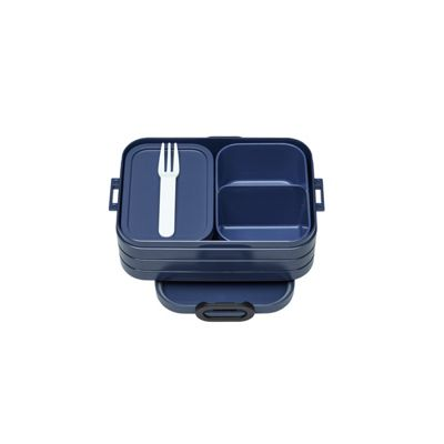 Rosti Mepal Midi Bento Lunch Box, Nordic Denim