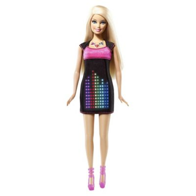 Barbie Digital Dress Doll