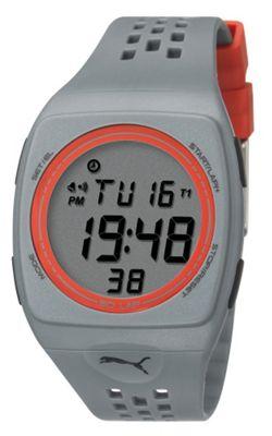 PUMA Active Unisex Plastic Alarm Chronograph Day Date Watch PU910991006