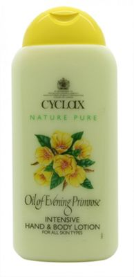 Cyclax Nature Pure Oil Of Evening Primrose Hand & Body Lotion 300ml