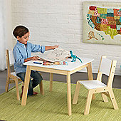 Kidkraft Modern Table and 2 chair set