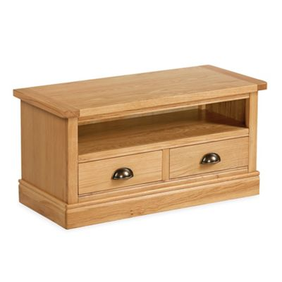 Sussex Oak Small TV Stand