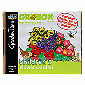 Mr Fothergill's GroBox - Easy-to-Sow Children's Flower Garden