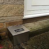 Stainless Steel Milk Box