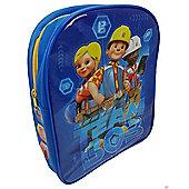 Bob The Builder 'Pvc Front' School Bag Rucksack Backpack