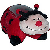 Pillow Pets Ms Ladybug Dream Lites