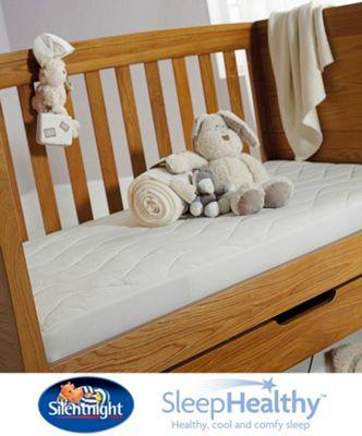 Mamas & Papas - Silentnight Aura Deluxe Mattress - 400