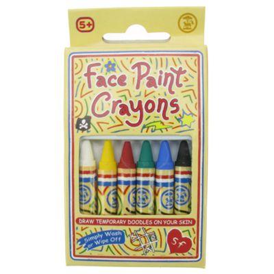 Tobar Face Paint Crayons
