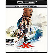 XXX: The Return Of Xander Cage 4K Ultra HD