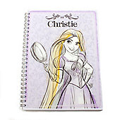 Disney Princess Personalised Rapunzel Notepad
