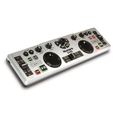 ION Audio Ultra-Portable Computer DJ System