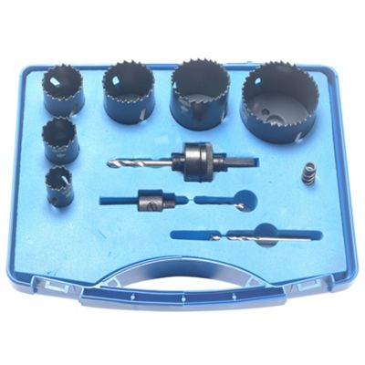 Specialist Electricians Holesaw Kit