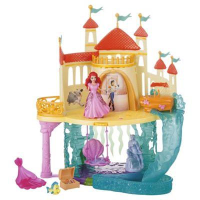 Disney Princess The Little Mermaid Castle