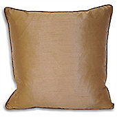Riva Home Fiji Faux Silk Latte Cushion Cover - 45x45cm
