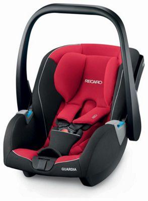 Recaro Guardia Group 0/0+ Car Seat - Racing Red