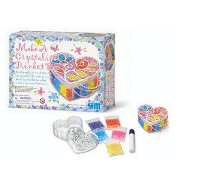 Make A Crystalite Trinket Box 02712 - Great Gizmos