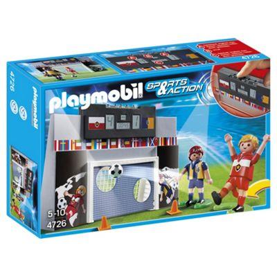 Playmobil Football Shooting Practice